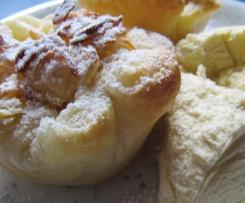 Bratapfel-Natas (Cremetörtchen)