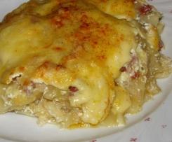 Sauerkrautlasagne Allgäu