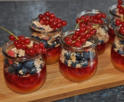 Früchtetraum Dessert