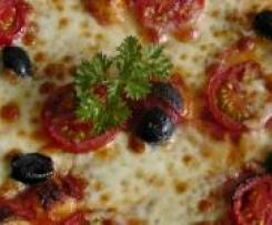 Pizzateig genial italienisch