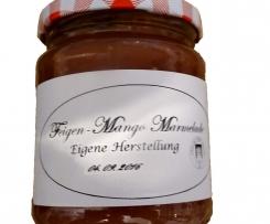 Feigen-Mango Marmelade