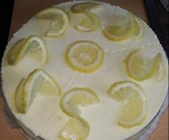 Zitronenkuchen ohne BACKEN