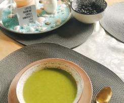 Bärlauch-Kartoffel-Suppe