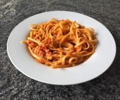 Spaghetti/Bavette al tonno