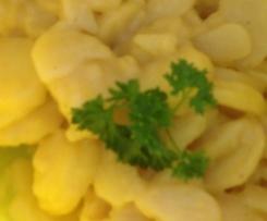 Kartoffelsalat schnell ohne Zwiebeln