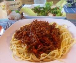 Spaghetti Bolo a la Babsihexi