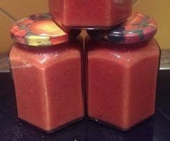 3-Frucht-Marmelade