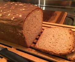 knuspriges Brot mit Einkornmehl