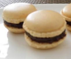 Macaron-Füllung/Tonkabohnen-Ganache