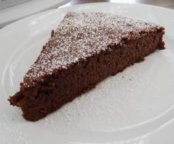 Schoko-Klitschkuchen - Reuelos Naschen