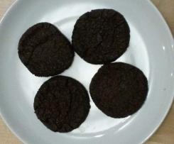 Schokoladenkekse / Cookies mit Salz