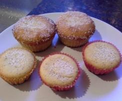 Marzipan-Mandel-Muffins