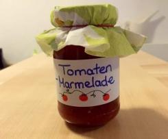 Mediterrane Tomatenmarmelade vegan
