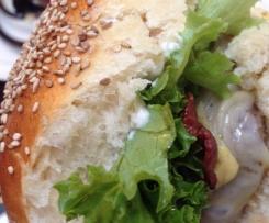 Weltbeste Brioche Burger Brötchen von Chef Hansen