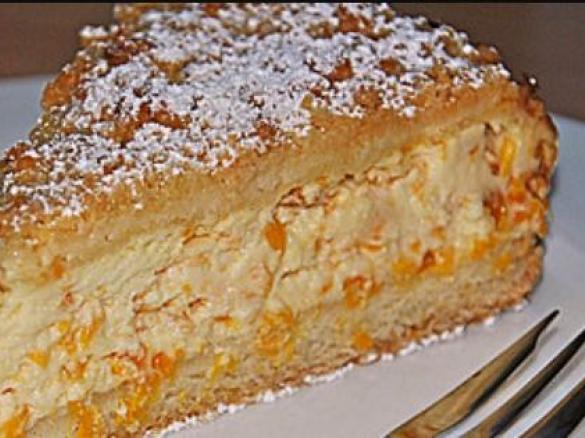 Mandarinen Schmand Streuselkuchen Von N N Ein Thermomix Rezept