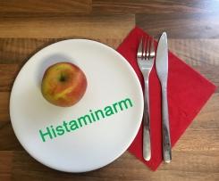 Paprikasauce auf Vorrat - histaminarm