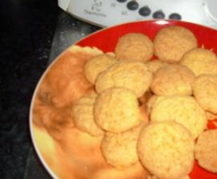Puddingplätzchen