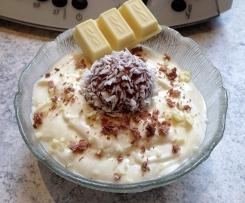 Schokoladen-Quark-Mousse