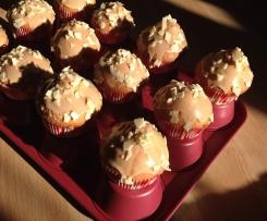 Irish Muffins mit Baileys