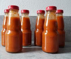 Pikante Tomatensoße aus frischen Tomaten