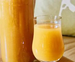 Sommerfeeling ~   Ananas Orangen Likör