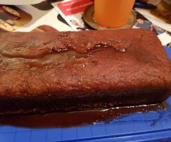 Nicoles Saftiger DDR Süßer Kartoffel-Schokoladenkuchen