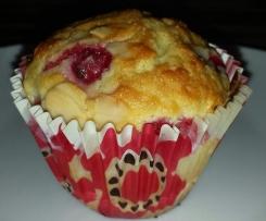 Johannisbeer-Schmand-Muffins