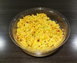 Spitzkohl-Möhrensalat