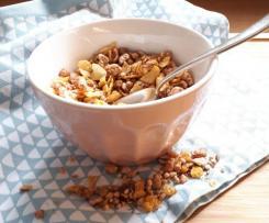 Breakfast Crunch nach Attila Hildmann