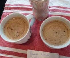 Gerrys schnelles Cappuccino-Pulver