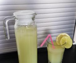 Variation Zitronenlimonade