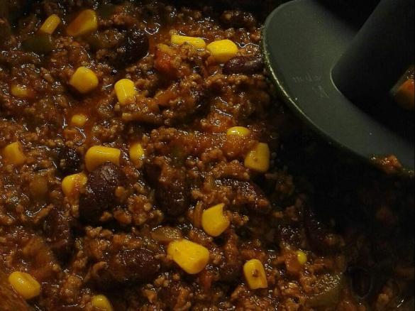 Bienes Chili Con Carne Von Sabi70 Ein Thermomix Rezept Aus Der