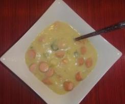 Pippi´s neue Kartoffelsuppe