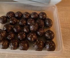 Schoko Energyballs