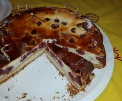 Quark-Kirsch-Kuchen