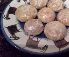 Pfefferkuchen oder Pfeffernüsse