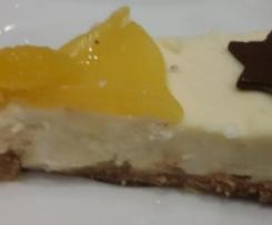 Orangen-Spekulatius-Torte (ohne Backen)