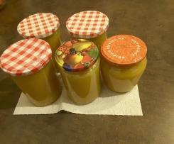 Orangen-Limetten-Marmelade