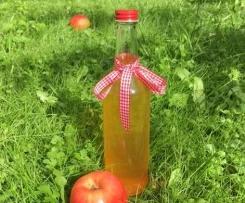 Apfelsaft - klar - ohne Zucker