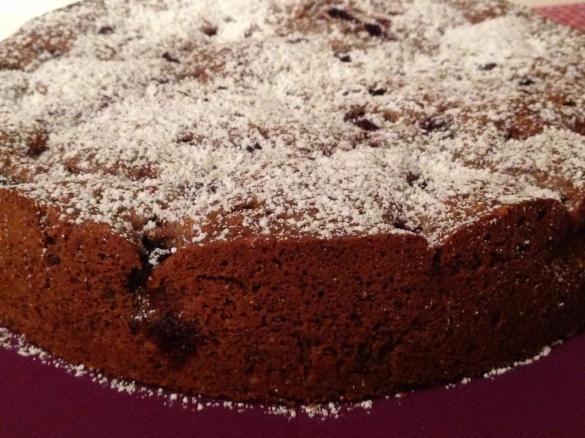 Schoko Kirsch Kuchen Von Ondri Ein Thermomix Rezept Aus Der