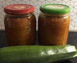 Variation Zucchini-Salsa (Variation)