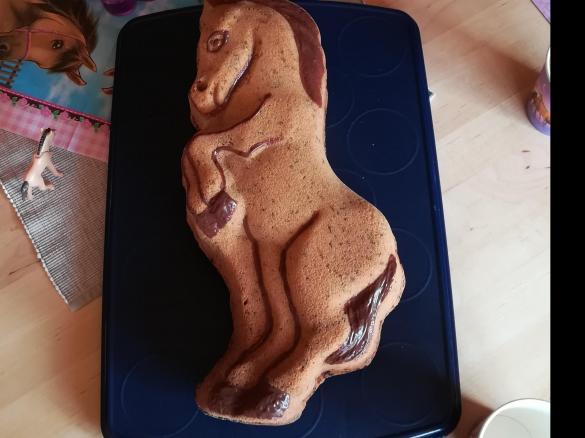 Pferde Kuchen Ruhrkuchen Von Darasve Ein Thermomix Rezept Aus