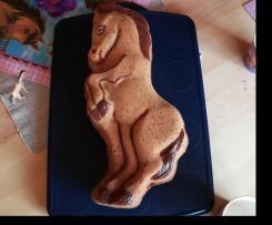 Pferde- Kuchen / Rührkuchen