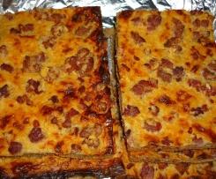 Salzekuchen (Oberhessische Pizza)