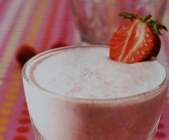 Erdbeersmoothie