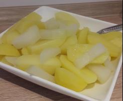 Kartoffel-Kohlrabi-Gemüse