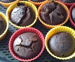 Schokoladenmuffins aus dem Varoma