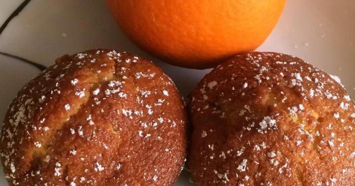 Orangen Muffin Von Flocke1971 Ein Thermomix Rezept Aus Der