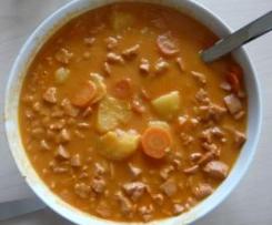 Möhren-Kartoffel-Eintopf