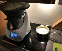 Schnelle Vanille Soße